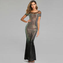 Элегантные длинные вечерние платья с открытой спиной простое