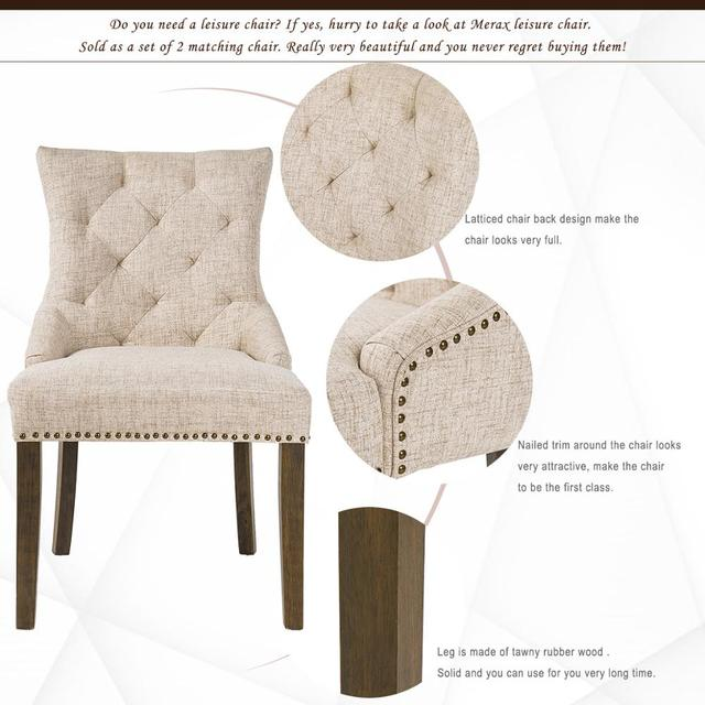 2  Padded Dining Chairs  4