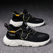 Men Casual Shoes Summer Mesh Breathable