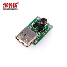 DC-DC módulo de impulso (0.9v ~ 5v) 5v 600ma usb placa de circuito de impulso móvel
