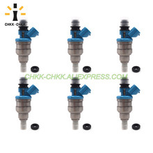 CHKK-CHKK 23250-61010 23209-61010 fuel injector for TOYOTA LAND CRUISER 4.0L V6 3FE 1987~1989