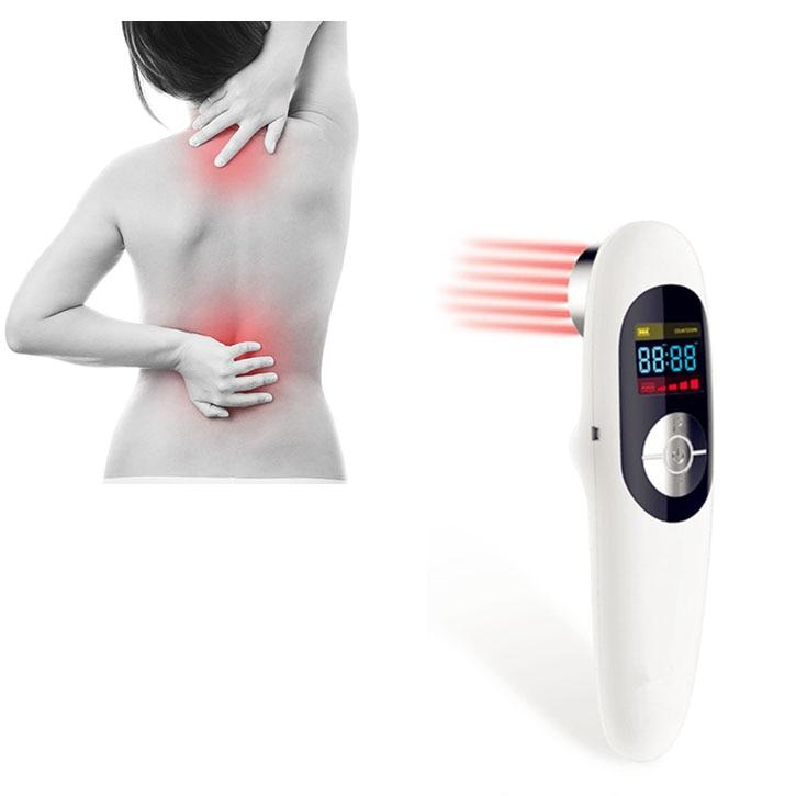 Низкоуровневая лазерная терапия холодная лазерная терапия LLLT перезаряжаемый портативный прибор для облегчения боли при артрите человека ...
