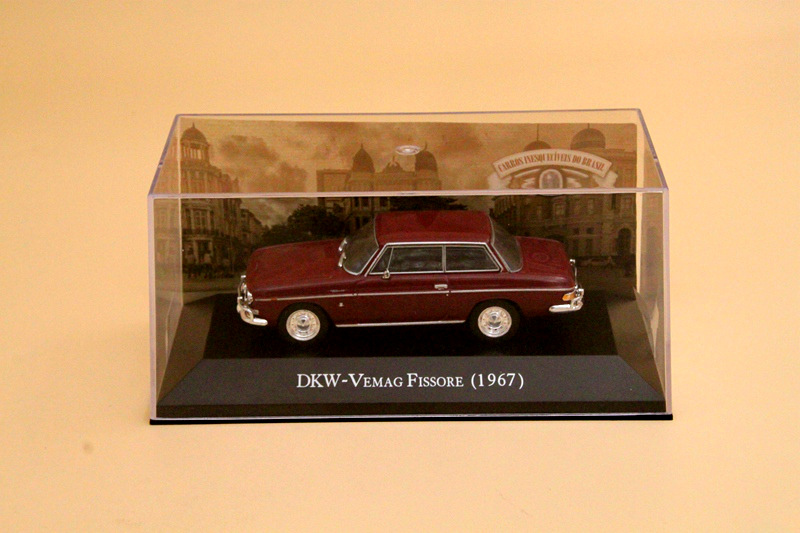 IXO Altaya 1:43DKW-Venmag Fissore 1967 Car Toys Diecast Models Limited Edition Gift