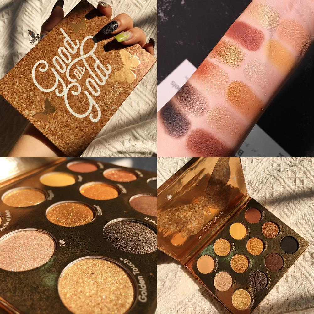 9 Colors Eye Makeup Nude Matte Shimmer Eyeshadow Palette Glitter Powder Smoky Eyeshadow Earth Ombre Brush Set Pigment Girl Gift
