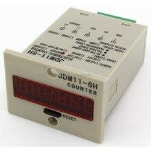 JDM11-6H 5 pin 6-36VDC NPN sensor input digital electronic production
