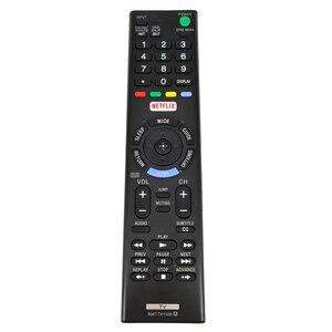 Image 1 - Новый RMT TX102B Замена для SONY NETFLIX светодиодный HDTV пульт дистанционного управления для KDL 32W600D KDL40R557C KDL 48W600D KDL 48W655D