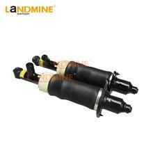 Бесплатная доставка 2 шт пневматическая задняя подвеска амортизатор