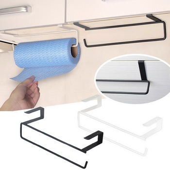 Kitchen Tissue Holder Hanging Bathroom Toilet Paper Towel Holder Rack Kitchen Roll Paper Holder Toilet Paper Stand Towel vintage wall mounted tissue towel hanging rope toilet paper holder kitchen roll paper rack home organizer bathroom decoration
