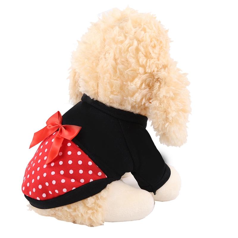 19 Winter Pet Dog Clothes Warm Cartoon Jacket Thick Cotton Coat Cute Small Dogs Pets Clothing for French Bulldog Puppy Teddy 9