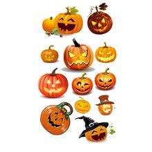 AZSG Halloween pumpkin head Clear Stamps/seal for DIY Scrapbooking/Card Making/Photo Album Decoration Supplies