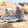 Rax Mens Waterproof Hiking Shoes Breathable Mountain Boots Outdoor Trekking Boots Sports Sneakers Tactical Shoes Men Women Boots