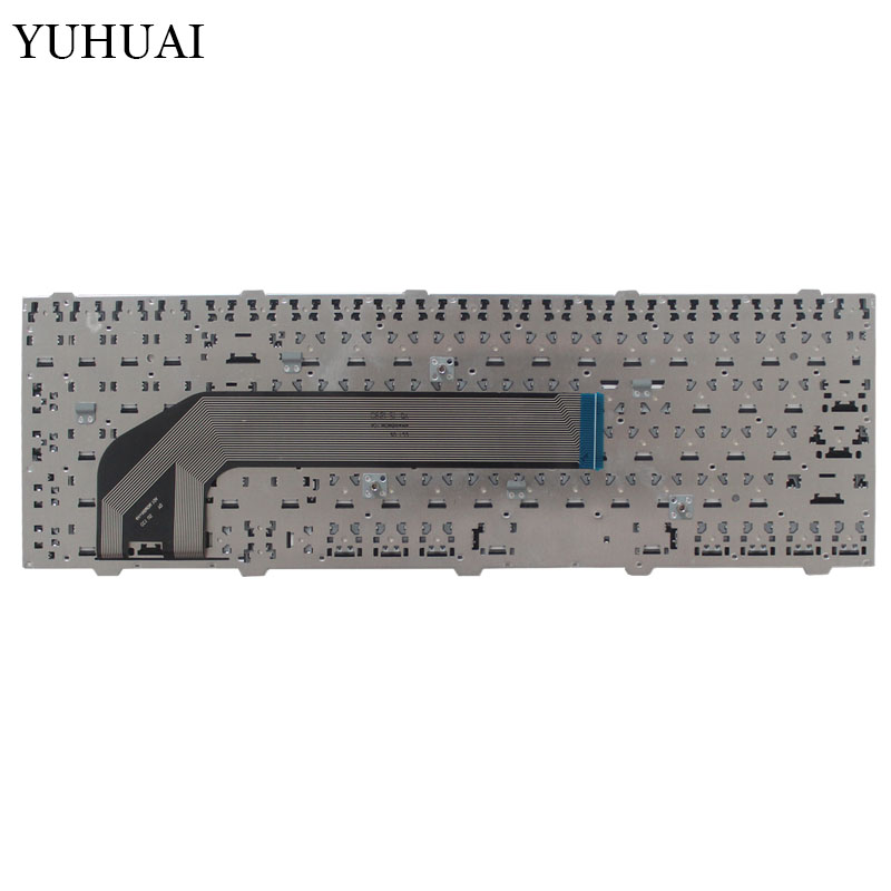 Image 4 - New Russian Laptop keyboard For HP probook 4540 4540S 4545 4545S 4740 4740S noframe Black RU keyboard-in Replacement Keyboards from Computer & Office on
