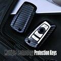 Набор чехлов для автомобильных ключей с дистанционным управлением 2/3 кнопки Smart для BMW F25 F26 550i 535i 528i Z4 X1 X3 X4 M1 M2 M3 M5 E90 защита для ключей