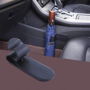 Wielofunkcyjny Auto parasol hak Multi uchwyt na wieszak fotelik samochodowy klip mocujący stojak parasol samochodowy uchwyt z hakiem nowy tanie i dobre opinie CN (pochodzenie) Z tworzywa sztucznego Self-adhesive 14 * 5 2 * 3cm 5 5 * 2 * 1 2