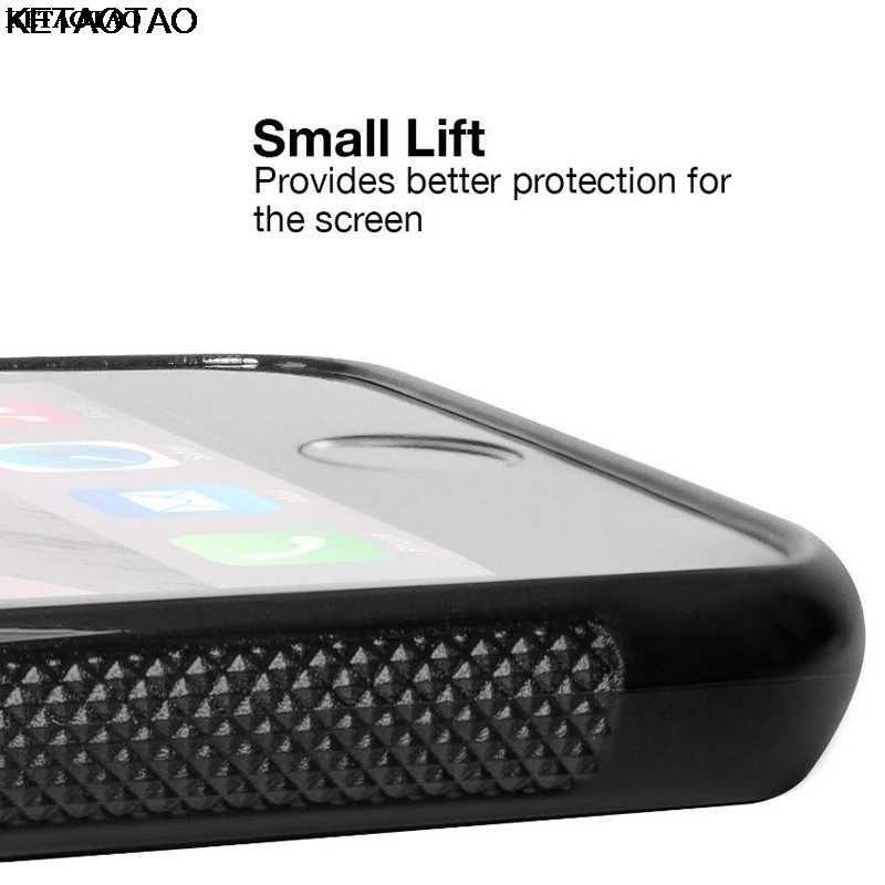 KETAOTAO สีน้ำผ้าห่ม Fox ภาพวาดน้ำมันกรณีโทรศัพท์สำหรับ iPhone 4S 5C 5S 6S 7 8 7 PLUS 8 PLUS Case Case TPU ยางซิลิโคน