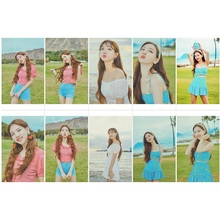 10 шт./компл. Kpop два раза фото Stikcy карта Sana Nayeon HD фотостудия стикер Mina карты с кристаллами стикер
