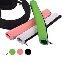 High quality Foam Ear Pads Cushions Headband for Razer Kraken Pro V2 Headphones 10.29
