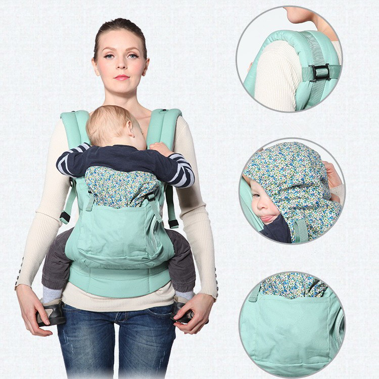 Suspenders Wraps-Sling Ergonomic Baby-Carrier-Backpack Infant Classic BD01 Popular title=