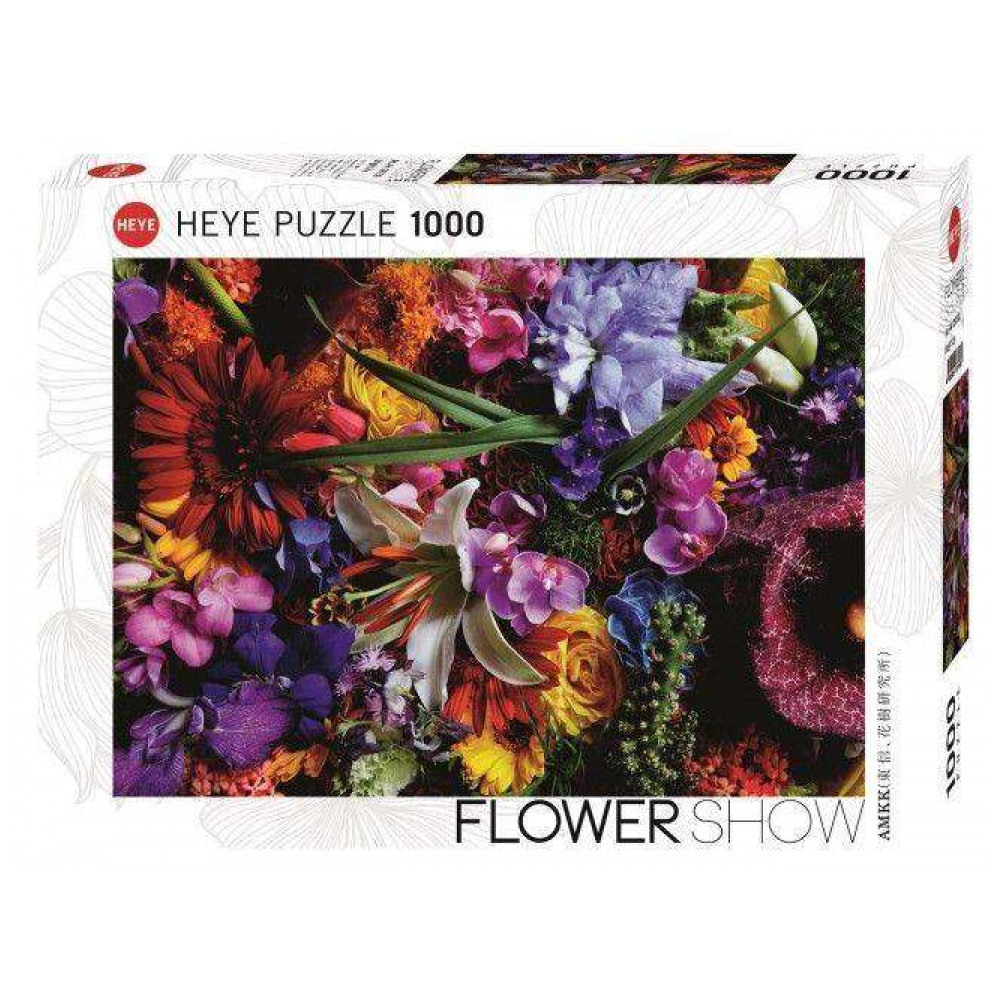 Toys & Hobbies Games and Puzzles Puzzles HEYE 423838 паззл vintage puzzles