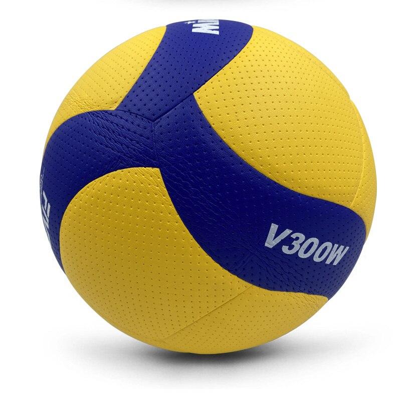 2020 Новый дизайнерский бренд, есть большие размеры 5 мягкий касаться волейбол официальный matchV300W/ V200W/V330W волейбольные мячи, Крытый Волейбольн...