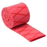 Wärme Schrumpfen X-Rohr Wrap Angelrute Gebäude Griff Cork Griff Reparatur Schläuche Rohr Sleeving Wrap Draht 35mm