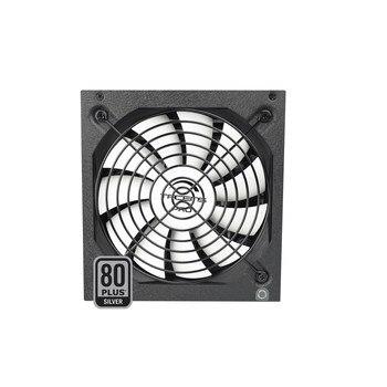 Tacens Radix VII Ag, source feed PC 600 W, 80 Plus Silver Black