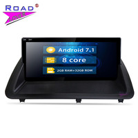 Autoradio Android 7.1 Car Radio Octa Core DVD Player For Lexus CT200H CT 200 2011 2018 Stereo 1 Din Car Head Unit GPS Navigation