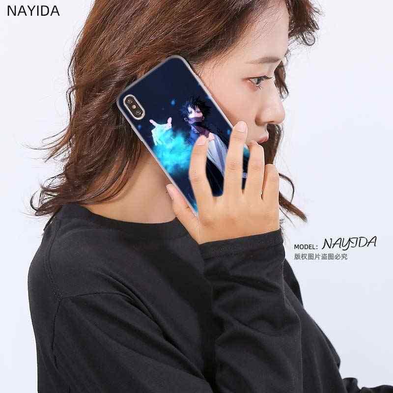 Mode Telefon fall für Huawei Mate 30 20 10 Lite Pro y7 y9 2019 abdeckung NOVA 5 4 3 5T Coque Fällen Anime Mein Hero Wissenschaft