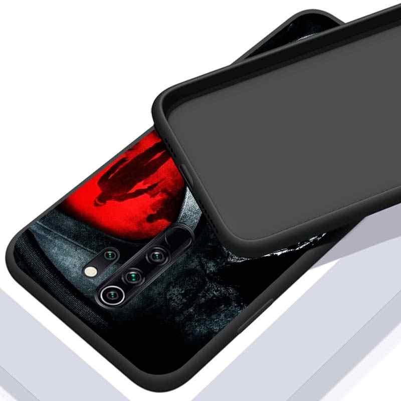 Xiaomi Redmi için not 9 9S Max telefon kılıfı Stalker açık gökyüzü geri Xiaomi 8T 8 7 6 5 Pro 5A 4X 4 siyah telefon kapağı