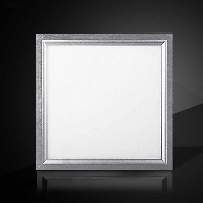600x600 milímetros ultra fina SMD2835 conduziu a luz do painel 20W 36W 40W 60W 80W ce & rohs conduziu a lâmpada do painel usado para salas de exposições e lojas