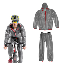 Bicycle Rainsuit Raincoat Household Merchandises Rainwear Impermeable Rain Cover Suit Rain Gear Motorcycle