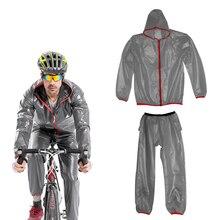 자전거 Rainsuit 비옷 가정 용품 Rainwear 불 침투성 레인 커버 정장 비옷 오토바이