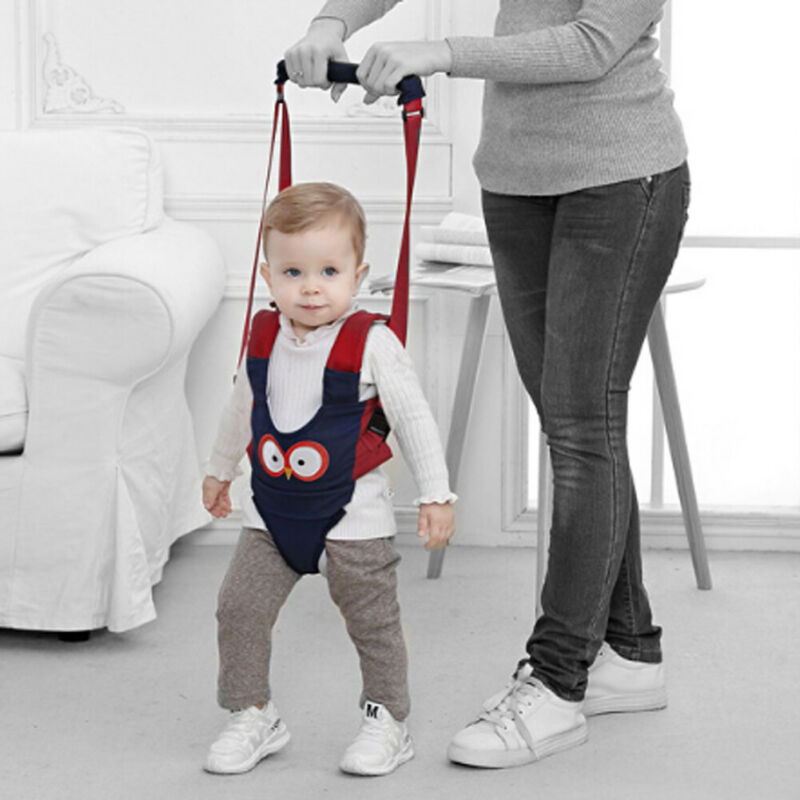 Walk Safety Belt Harness Walker Baby Toddler Leashes Walking Assistant Learning