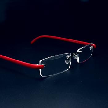 Lupa okulary do czytania okulary do czytania okulary męskie damskie okulary przezroczyste okulary damskie bezramowe okulary + 1 + 1 5 + 2 0 tanie i dobre opinie NoEnName_Null WOMEN Jasne Spolaryzowane 2215 5 5cm Akrylowe 3 Scm Stop
