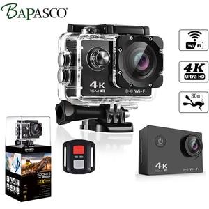 BAPASCO Ultra HD 4K WIFI gopro
