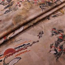 Шелковая одежда ручной работы 100% шелковая ткань Очаровательная
