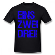 Eins Zwei Drei Homme Clothes Cool Design BLUE EXORCIST Rin Okumura Anime Cotton Men T-Shirt