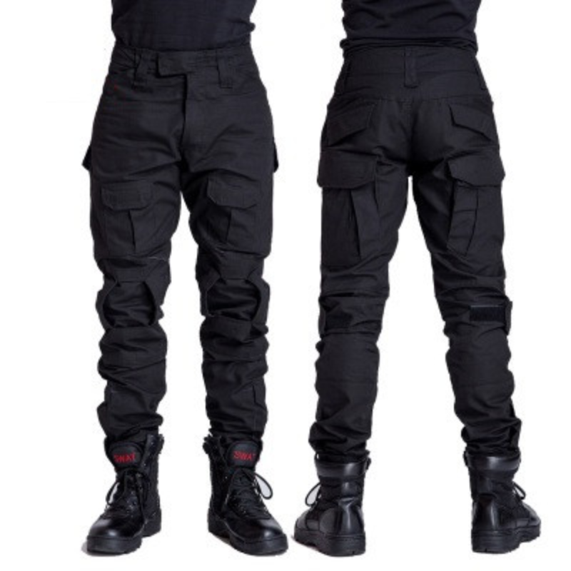 Army Tactical Military Uniform Multicam Combat Clothes Hunter Field Combat Woodland Camouflage Trousers Mens Casual Cargo Pants