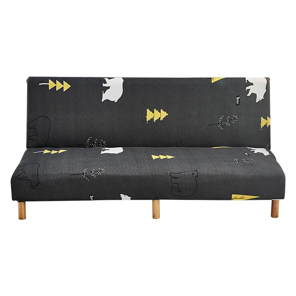 Sofa Cloth Cover 3 Seat Anti Slip
