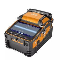AI-9 Signal Fire Multi-language Optical Fiber Fusion Splicer FTTH Fiber Splicing Machine With Optical Power Meter VFL Function