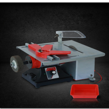 Multi-function Jade Carving Machine Cutting Machine Wood Carving Electric Grinder Table Saw Jade Polishing Machine
