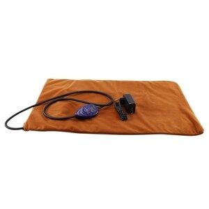 Image 3 - 애완 동물 전기 담요 난방 패드 12 v 저전압 난방 패드 개 패드 고양이 패드 eu 플러그