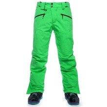 SAENSHING, брендовые зимние лыжные штаны, мужские уличные Сноубордические штаны, лыжные и сноубордические зимние брюки, высокое качество, размеры s-xl