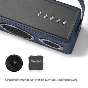 Image 4 - GGMM M4 40W Drahtlose WiFi Lautsprecher Tragbare Bluetooth Lautsprecher Schwere Bass Sound 16H für iOS Android Windows Mit MFi zertifiziert