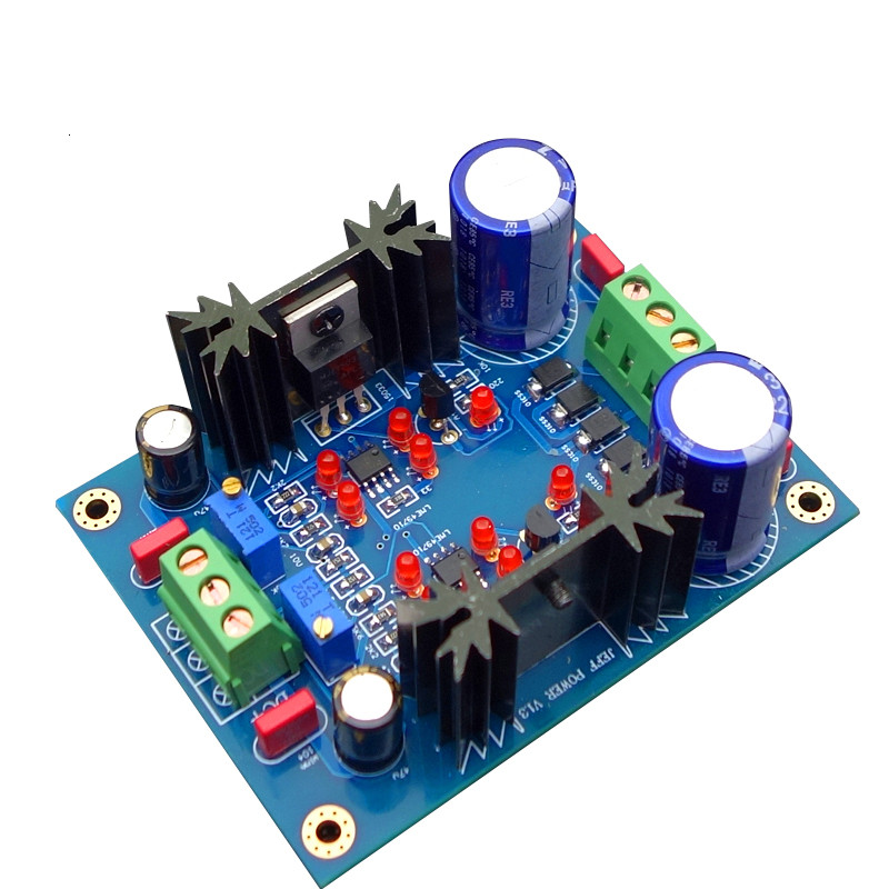 Jung Super POWER Electric Circuit Super Linear Power Regulators Power Supply Board Low Noise FOR Preamp DAC