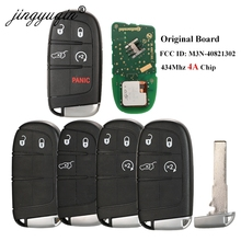 2/3/4-buttons Blade Compass Chip Remote-Control-Key Jeep Renegade Entry-Sip22 433mhz