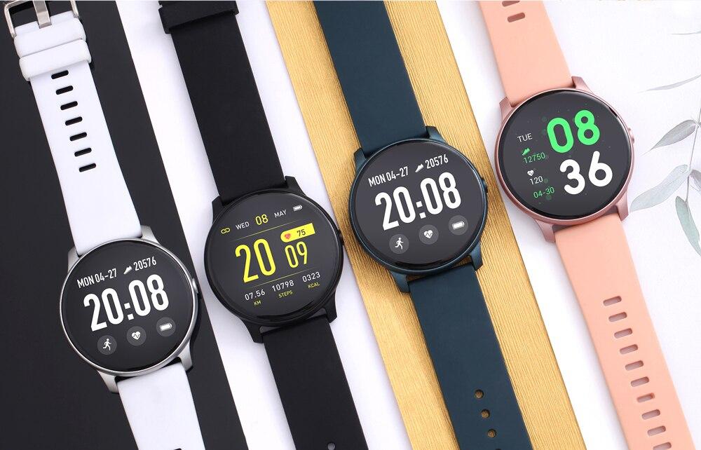 LIGE-Relógio inteligente moda esporte para homens e