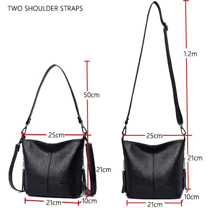 Beg tangan beg tangan wanita untuk beg tangan kulit mewah beg tangan - Beg tangan - Foto 4