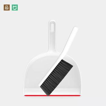 Youpin Mijia Yijie Mini Broom Mop Dustpan Sweeper Desktop Sweep Small Cleaning Brush Tools Housework Household Mi Home Kits