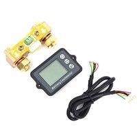 GTBL 80V 350A Coulomb Meter Batterie Kapazität Anzeige Coulometer Power Level Display Professionelle Lithium Batterie Tester-in Leistungsschalter-Finder aus Werkzeug bei
